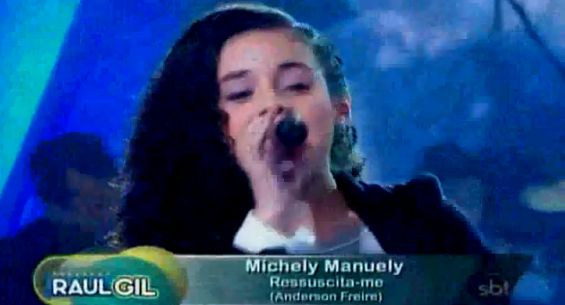 ressuscita-me michelly manuely