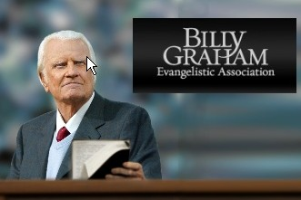 billy graham está doente