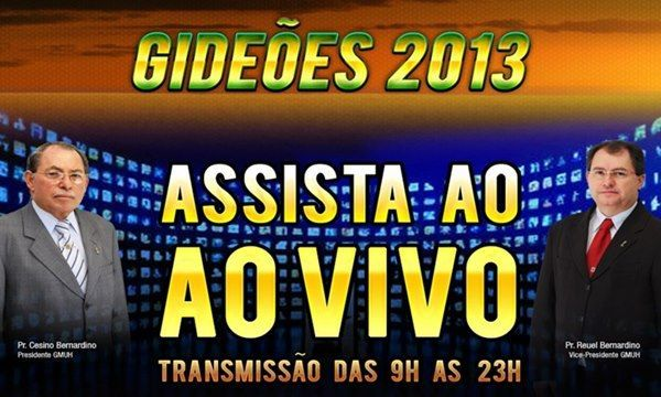 Gideoes TV Ao Vivo