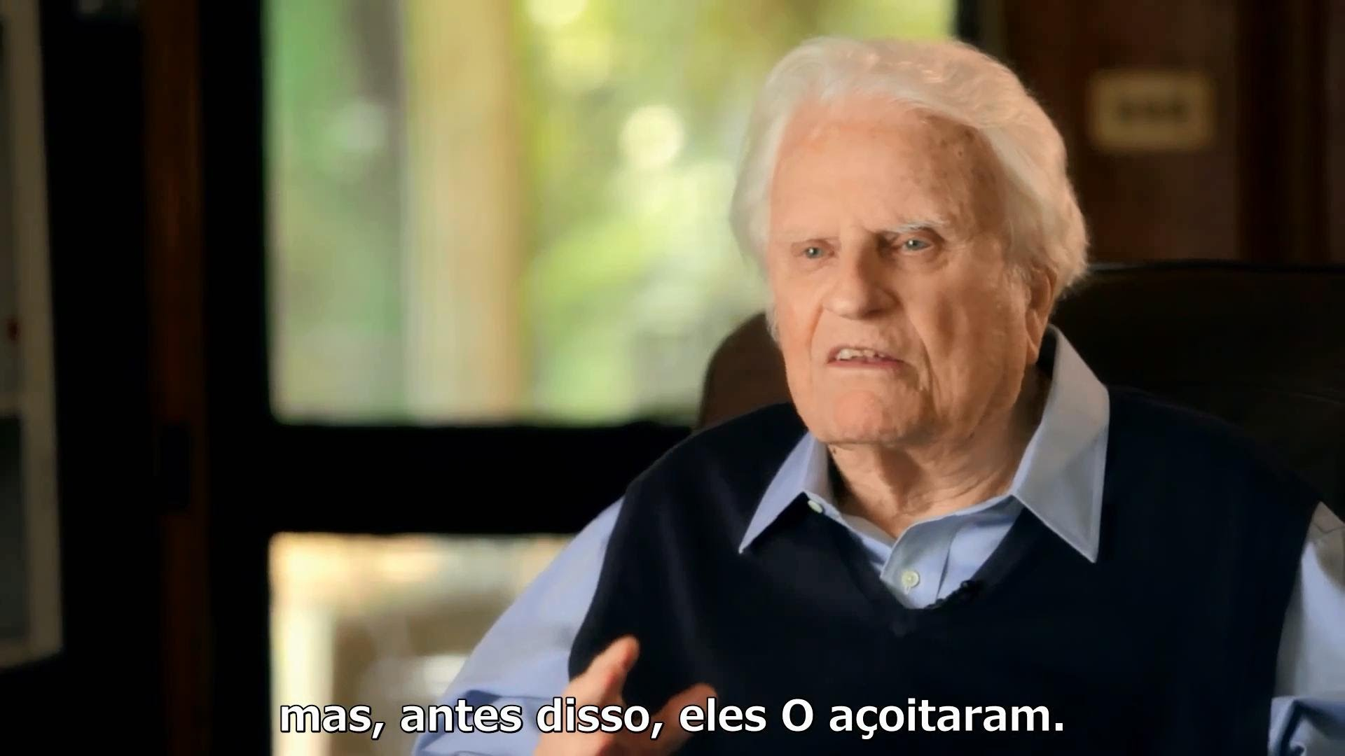 A Cruz – Billy Graham