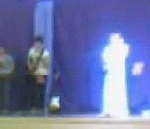 anjo em igreja