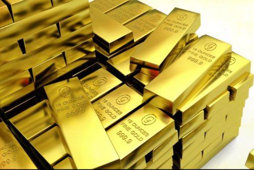 ouro em barras vira dizimo