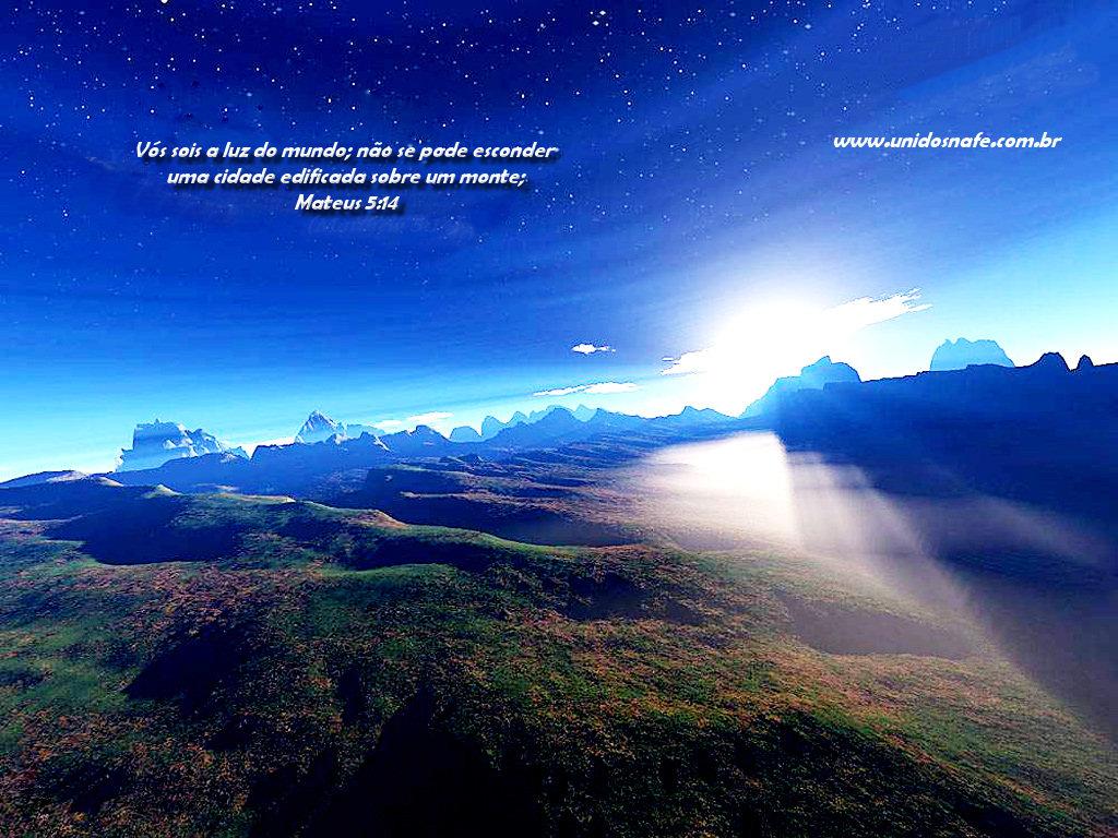 Voz sois a luz do mundo